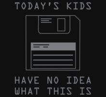 Today's Kids Have No Idea What This Is by BrightDesign