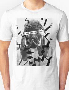 "tupac ""all eyes on me"" T-Shirt"