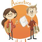 Animators Unite by Sandra Rivas