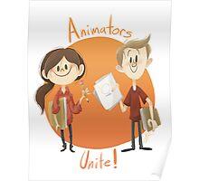 Animators Unite Poster