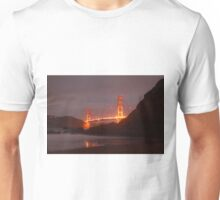 Blazin Golden Gate Unisex T-Shirt