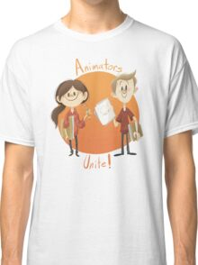Animators Unite Classic T-Shirt