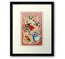 Rayman Legends Framed Print