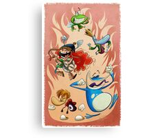 Rayman Legends Canvas Print