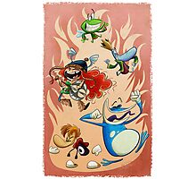 Rayman Legends Photographic Print