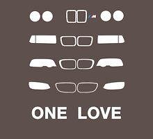 BMW M3 Generations - One Love Unisex T-Shirt