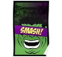 Hulk Smash! Poster