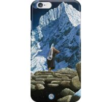 """""""The Ascent""""  iPhone Case/Skin"""