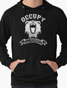 Occupy All Streets Lightweight Hoodie