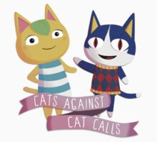 Animal Crossing Cats Against Cat Calls T-Shirt