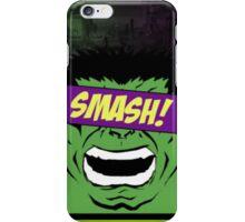 Hulk Smash! iPhone Case/Skin