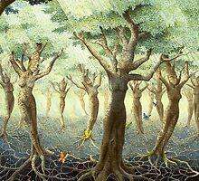 """In the Garden of Eve"" by Rob Schouten"