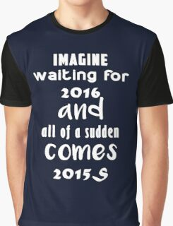 New Year 2015S Graphic T-Shirt