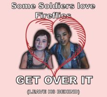 Some Soldiers Love Fireflies by SociallyAwkward