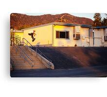 Tommy Fynn - 360 Flip Canvas Print