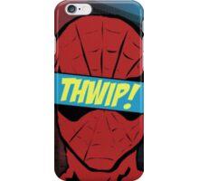 Spidey Thwip! iPhone Case/Skin