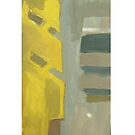 yellow tower 1 by H J Field