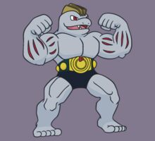 Machoke DW by Stephen Dwyer
