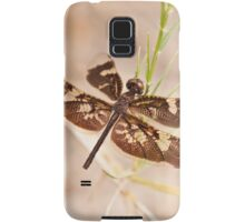 dragonfly insect photograph Samsung Galaxy Case/Skin
