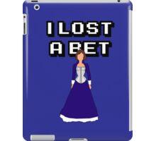 'I Lost A Bet' Flizabeth iPad Case/Skin