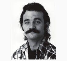 Bill Murray & His Wonderful Moustache T-Shirt