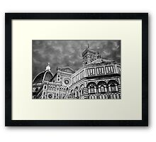 Florence Cathedral (Il Duomo) Framed Print