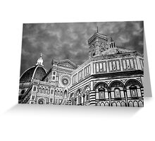 Florence Cathedral (Il Duomo) Greeting Card