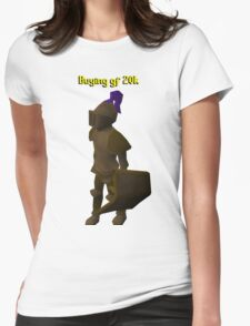 buying gf Womens Fitted T-Shirt