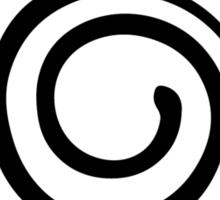 Naruto's Seal Sticker