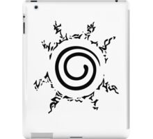Naruto's Seal iPad Case/Skin