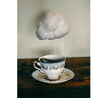 storm in a teacup no. 2 Photographic Print