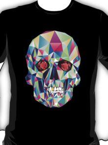 Geometric Skull Candy T-Shirt