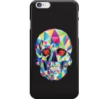 Geometric Skull Candy iPhone Case/Skin