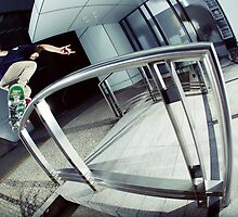 Alex Lawton - Bs Over Crooks  by timblackphoto