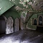 Green Room by Marzena Grabczynska Lorenc