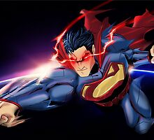 Superman New 52 by lost-and-found