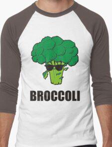 Cool Broccoli Men's Baseball ¾ T-Shirt