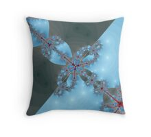 Tied In Bows Throw Pillow