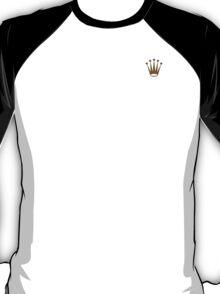 rolex logo T-Shirt