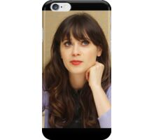 Zooey Deschanel phone case iPhone Case/Skin