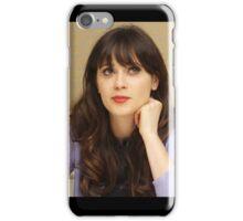 Zooey Deschanel phone case iPhone Case/Skin