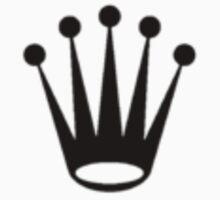 black rolex logo by AChrisNamedCudi