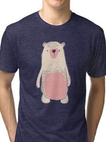 Original Winter Bear Tri-blend T-Shirt