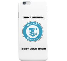 Dont worry! iPhone Case/Skin