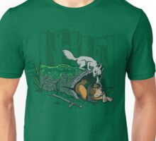 The Wolf and the Hound Unisex T-Shirt