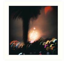 NYE 2013.3 Art Print