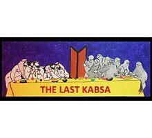 The Last Kabsa  Photographic Print