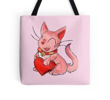 Lucky Valentine Tote Bag