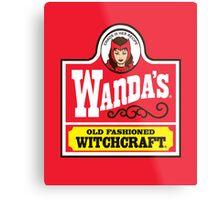 Wanda's Metal Print
