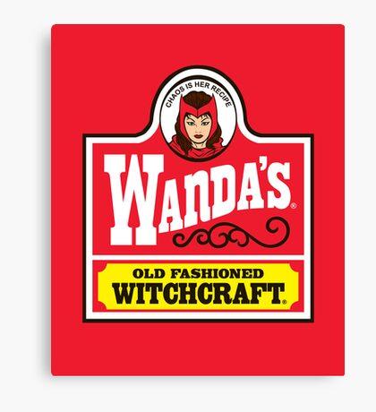 Wanda's Canvas Print